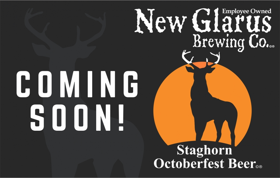New Glarus Staghorn Home Page Banner