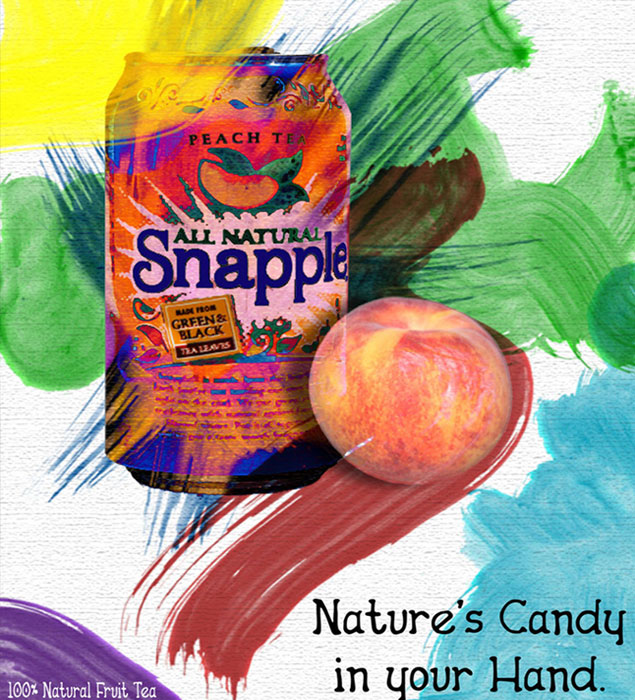 Snapple Comes to Bill's