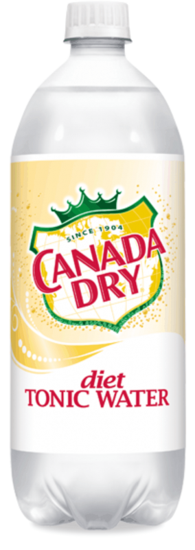 Canada Dry Tonic Diet