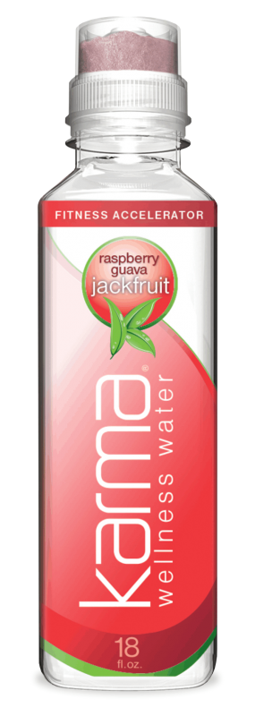 Karma Wellness Water Raspberry Guava Jackfruit for the Body