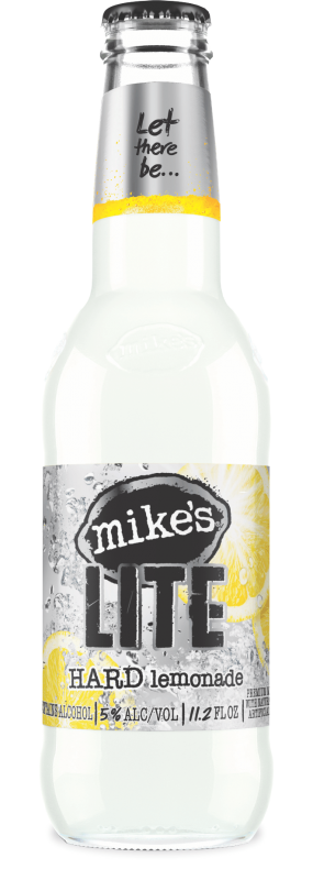 Mike's Hard Lite Lemonade