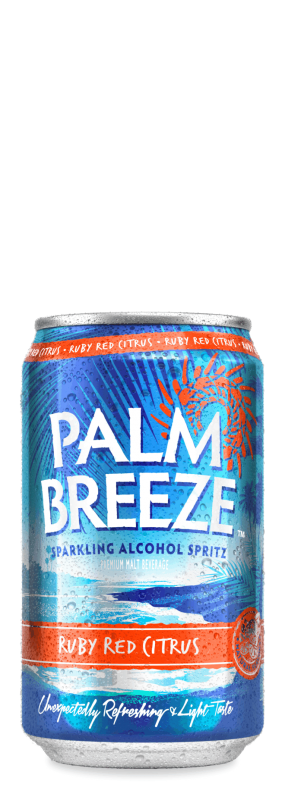 Palm Breeze Ruby Red