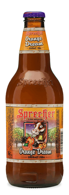 Sprecher Orange Cream