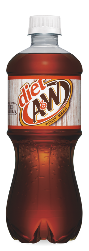 A&W Root Beer Diet