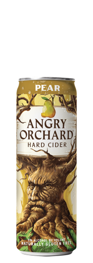 Angry Orchard Pear Cider