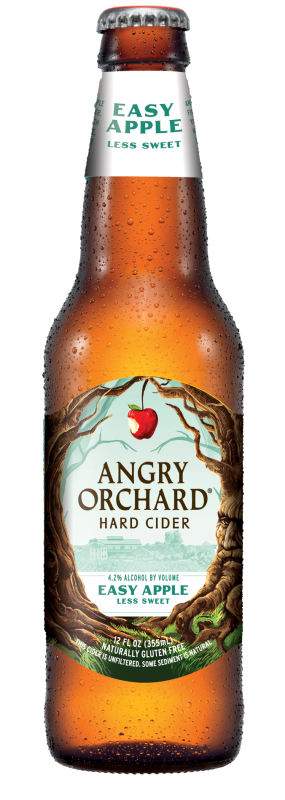 Angry Orchard Easy Apple