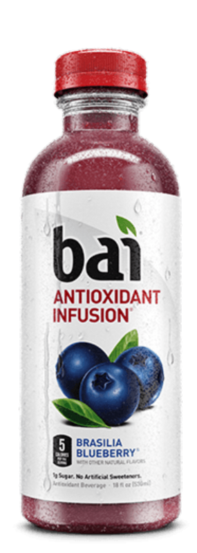 Bai Infusion Brasilia Blueberry