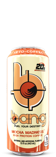 bang Keto Coffee Mocha Madness
