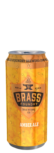 Brass Foundry Amber Ale