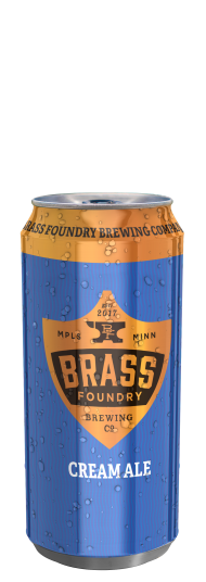 Brass Foundry Cream Ale