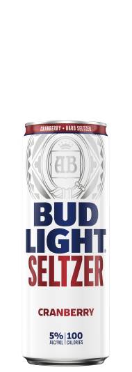 Bud Light Seltzer Cranberry