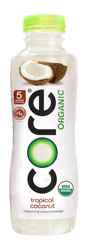 Core Organic Tropical Coconut