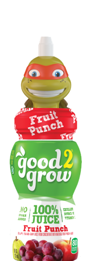 good2grow Fruit Punch
