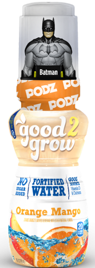 good2grow Orange Mango Fortified Water