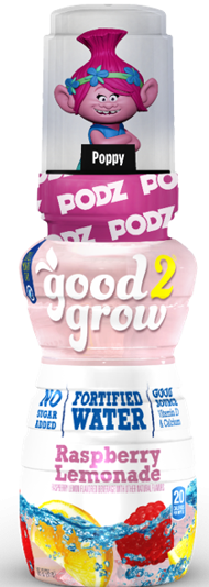 good2grow Raspberry Lemonade Fortified Water