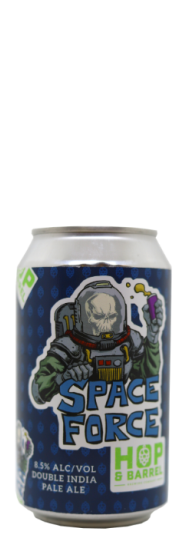 Hop & Barrel Space Force Double IPA
