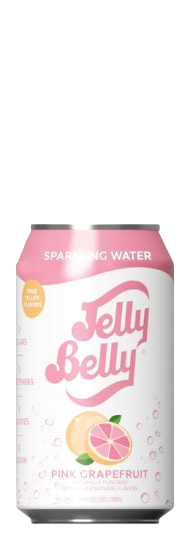 Jelly Belly Pink Grapefruit Sparking Water