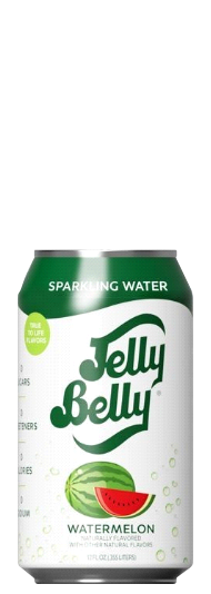 Jelly Belly Watermelon Sparkling Water