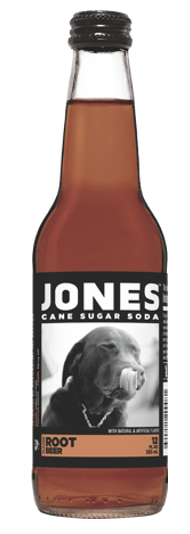 Jones Rootbeer Soda
