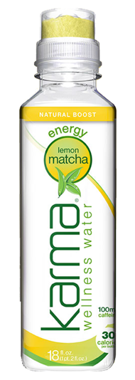 Karma Energy Lemon Matcha