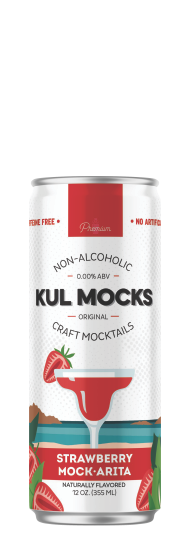 Kul Mocks Strawberry Mock Arita