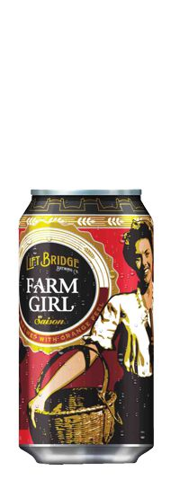 Lift Bridge Farm Girl