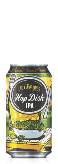 Lift Bridge Hop Dish IPA