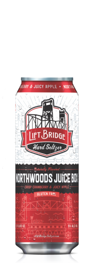 Lift Bridge Northwoods Juice Box