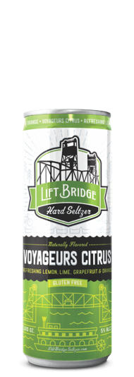 Lift Bridge Voyageur Citrus