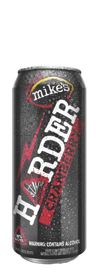 Mike's Harder Cranberry Lemonade