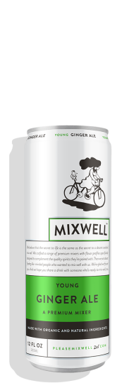 Mixwell Ginger Ale