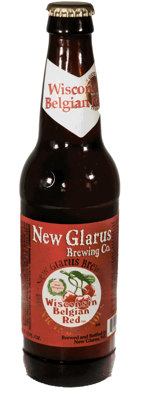 New Glarus WI Belgian Red