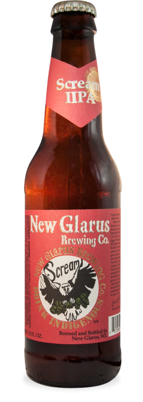 New Glarus Thumbprint Scream IIPA