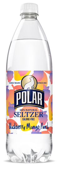 Polar Seltzer Blackberry Mango Punch