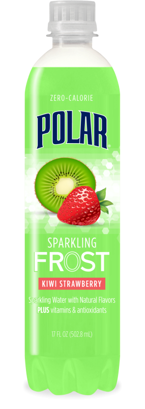 Polar Sparkling Frost Kiwi Strawberry