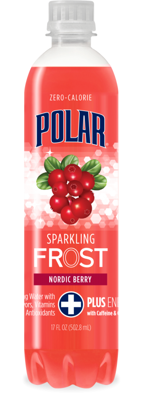 Polar Sparkling Frost Nordic Berry