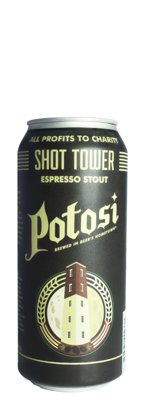 Potosi Shot Tower Espresso Stout