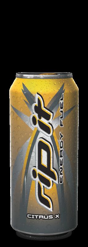 Energy Drinks Rip It Citrus X Bill S Distributing