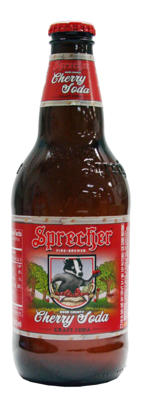 Sprecher Door County Cherry Soda