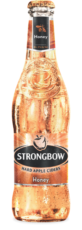 Strongbow Hard Honey & Apple Cider