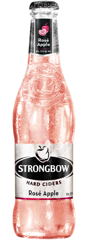 Strongbow Rose Apple Hard Cider