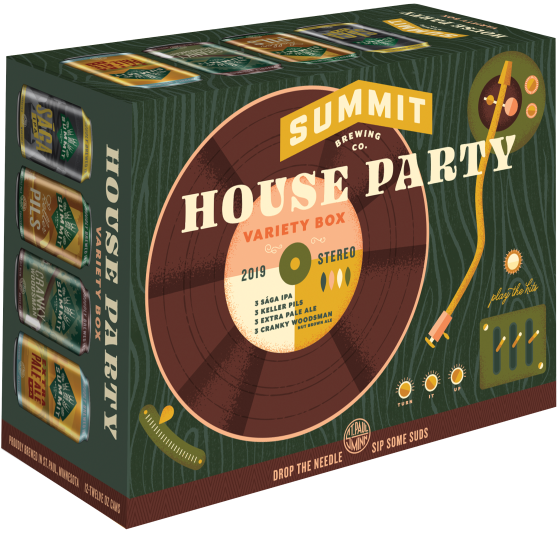 Summit House Party Variety Pack