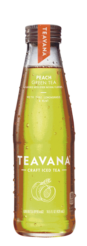 Teavana Peach Green Tea