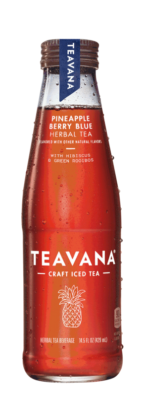Teavana Pineapple Berry Tea