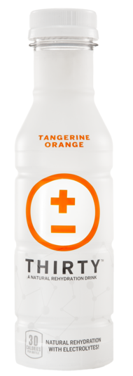 Thirty Tangerine Orange