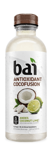Bai Cocofusion Andes Coconut Lime