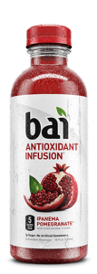 Bai Infusion Ipanema Pomegranate