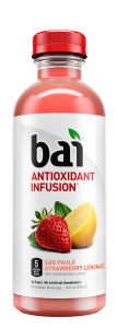 Bai Infusion Sao Paulo Strawberry Lemonade