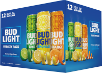 Bud Light Peels Variety Pack