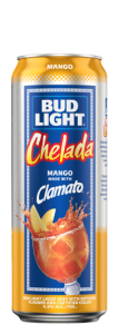 Bud Light Chelada Mango